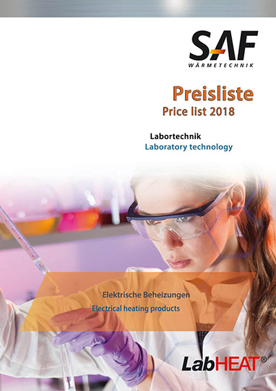 3 Price list Laboratory technology